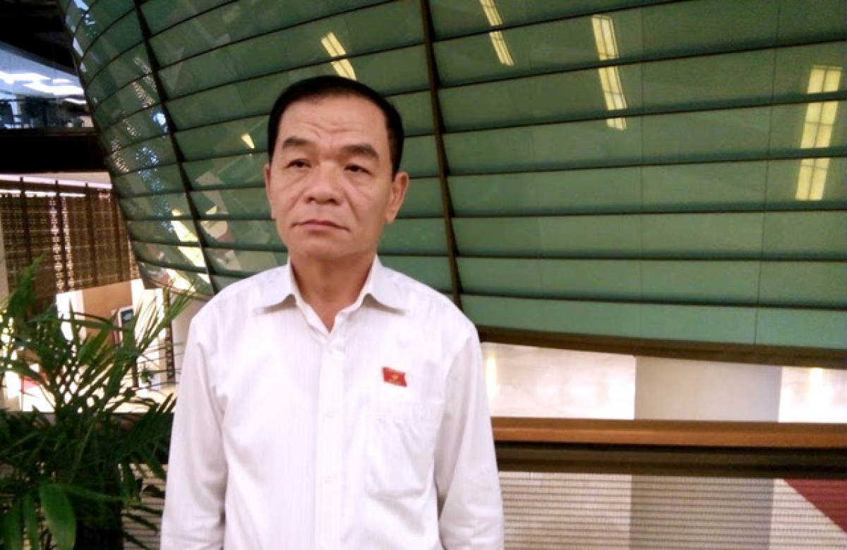 Đại biểu Lê Thanh Vân, đoàn Cà Mau