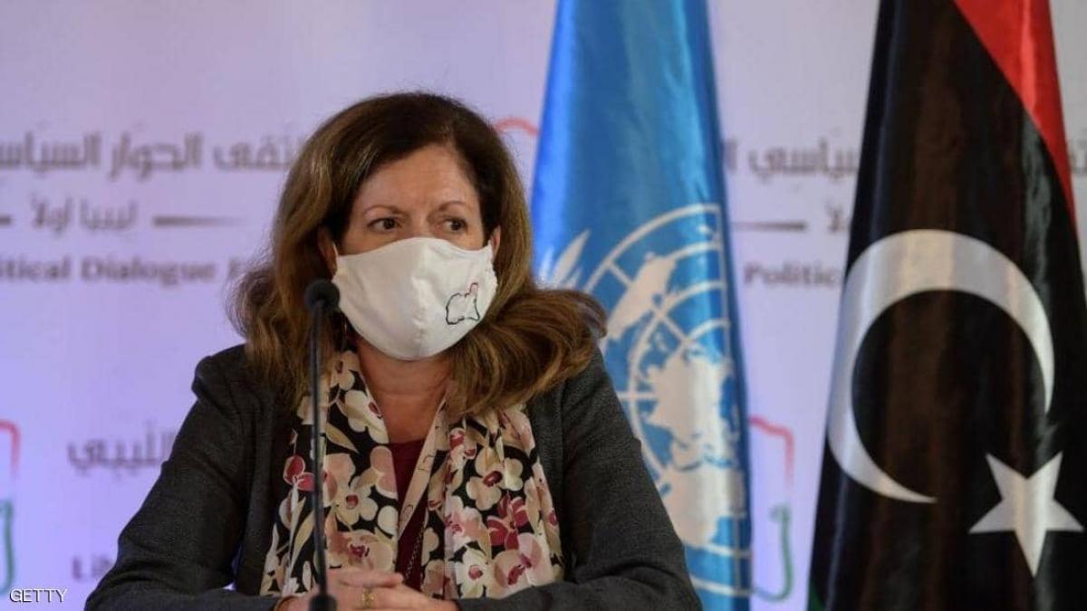 Liên Hợp Quốc thông báo chưa thể thành lập chính phủ thống nhất ở Libya. Ảnh: Getty