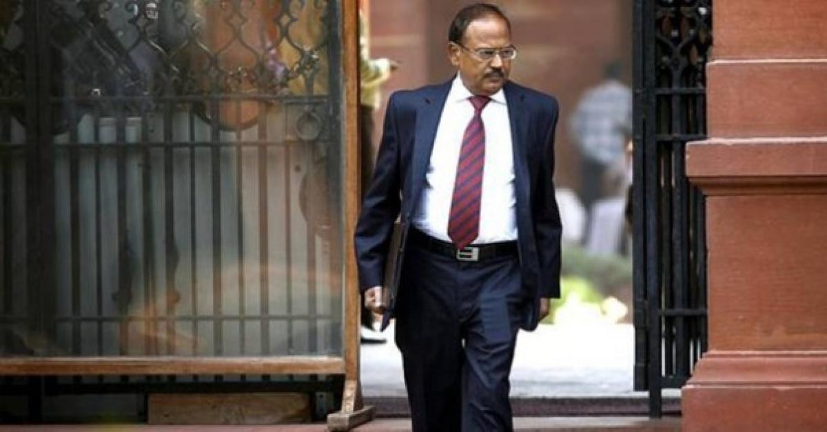 Cố vấn An ninh Quốc gia Ấn Độ Ajit Dovan. Ảnh: Quora.