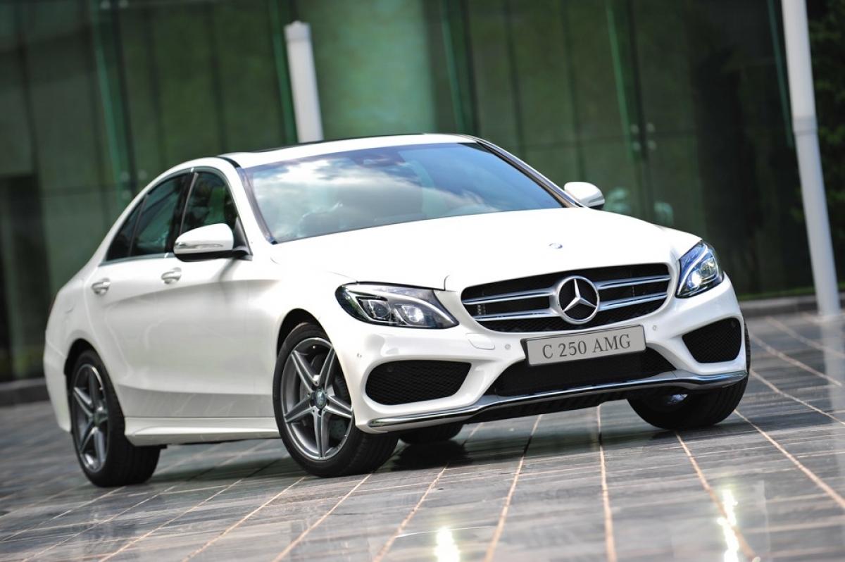 Các mẫu Mercedes-Benz C200, C250, C300 thuộc diện triệu hồi lần này được lắp ráp trong giai đoạn từ tháng 5/2011 đến 7/2015.