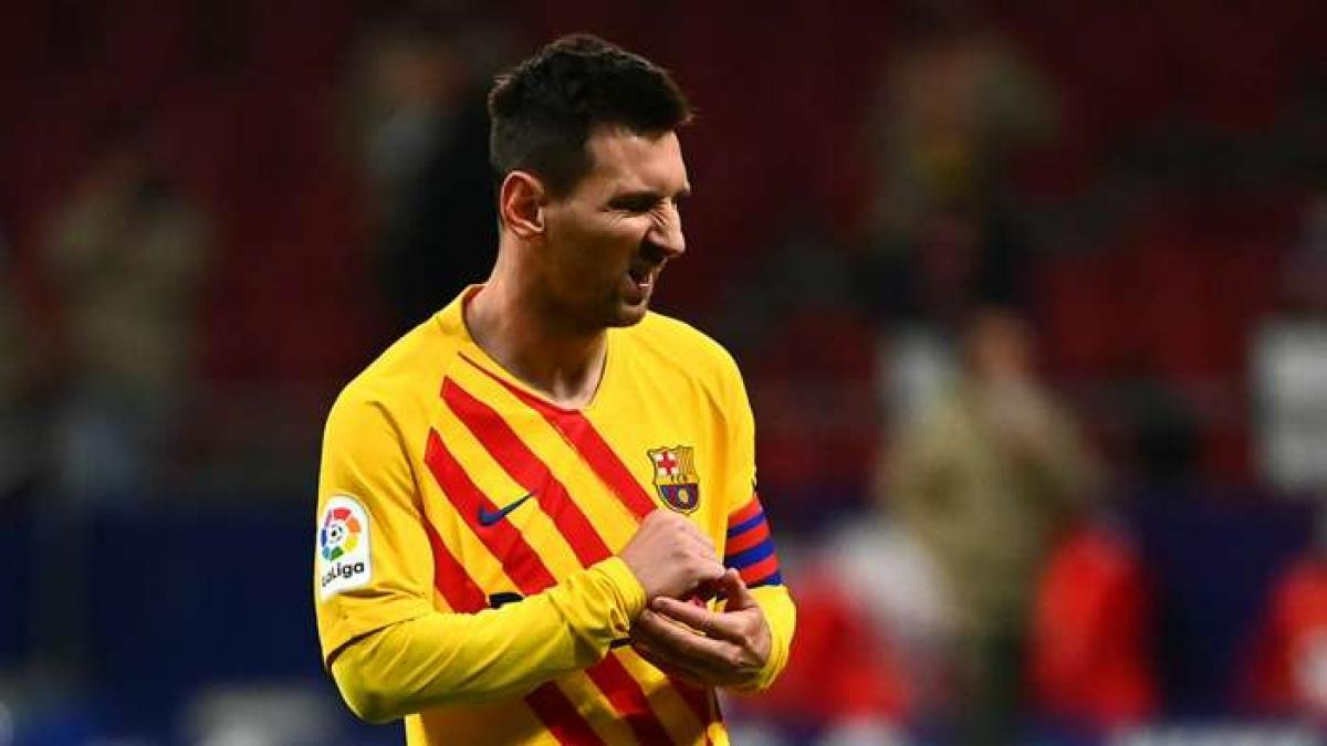 Messi được nghỉ ngơi ở lượt trận thứ 4 Champions League (Ảnh: Getty).