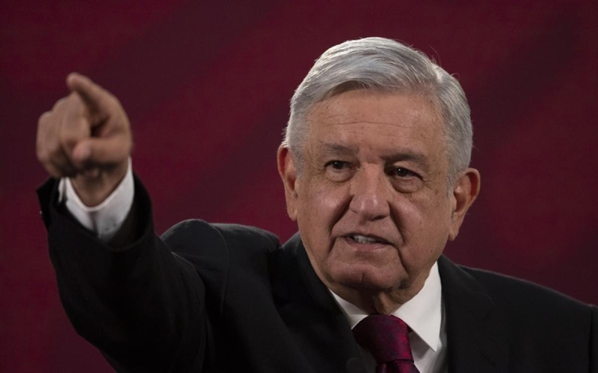 Ông Obrador. Ảnh: SDUT.