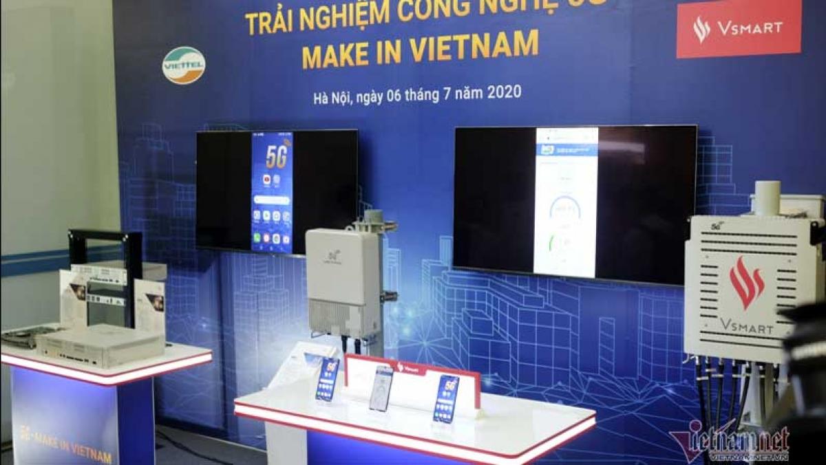 Nhiều doanh nghiệp bảo đảm an toàn cho hệ thống thông tin bằng sản phẩm của Việt Nam sản xuất. Ảnh: Vietnamnet