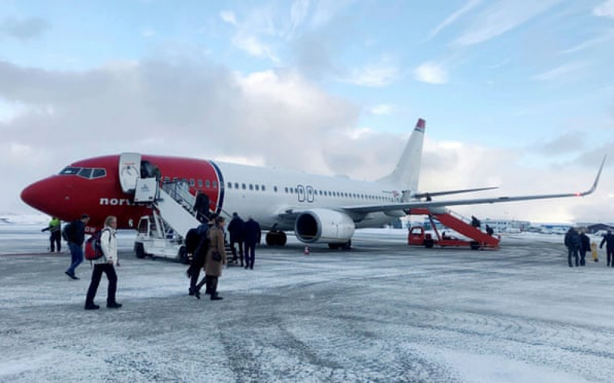 Hãng bay giá rẻ Norwegian Air phá sản. (Ảnh: Reuters)