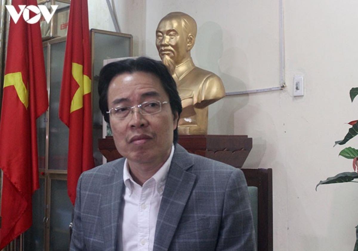 Ông Đặng Hoa Nam, Cục trưởng Cục Trẻ em.