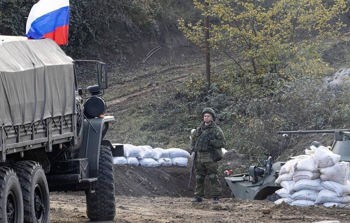 Nga đã cử các các chuyên gia y tế tới Nagorno-Karabakh. Ảnh: Tass
