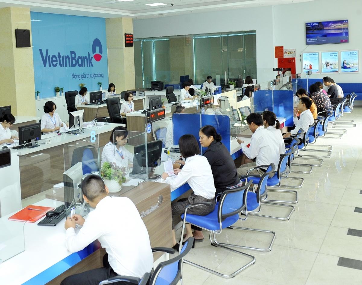 VietinBank chủ động đáp ứng nhu cầu vốn, dịch vụ ngân hàng chính đáng của doanh nghiệp và người dân.