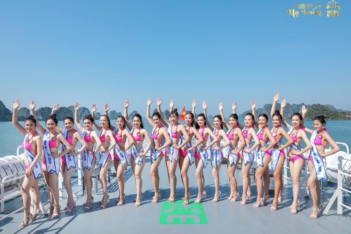 Cuộc thi Người đẹp Hạ Long 2020 do Tỉnh đoàn Quảng Ninh; Sở Văn hóa & Thể thao, Đài Phát thanh và Truyền hình, Hội Liên hiệp Phụ nữ tỉnh Quảng Ninh và Công ty TNHH Âu Lạc Quảng Ninh phối hợp tổ chức.