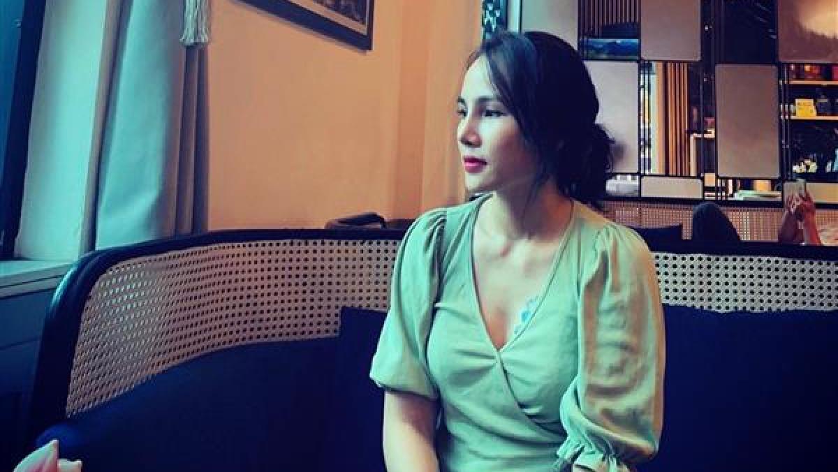 Đối tượng Nguyễn Thị Hậu cầm đầu đường dây đánh bạc (Ảnh facebook nhân vật)