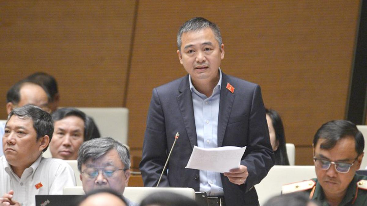 Đại biểu Quốc hội Nguyễn Lân Hiếu (đoàn An Giang)