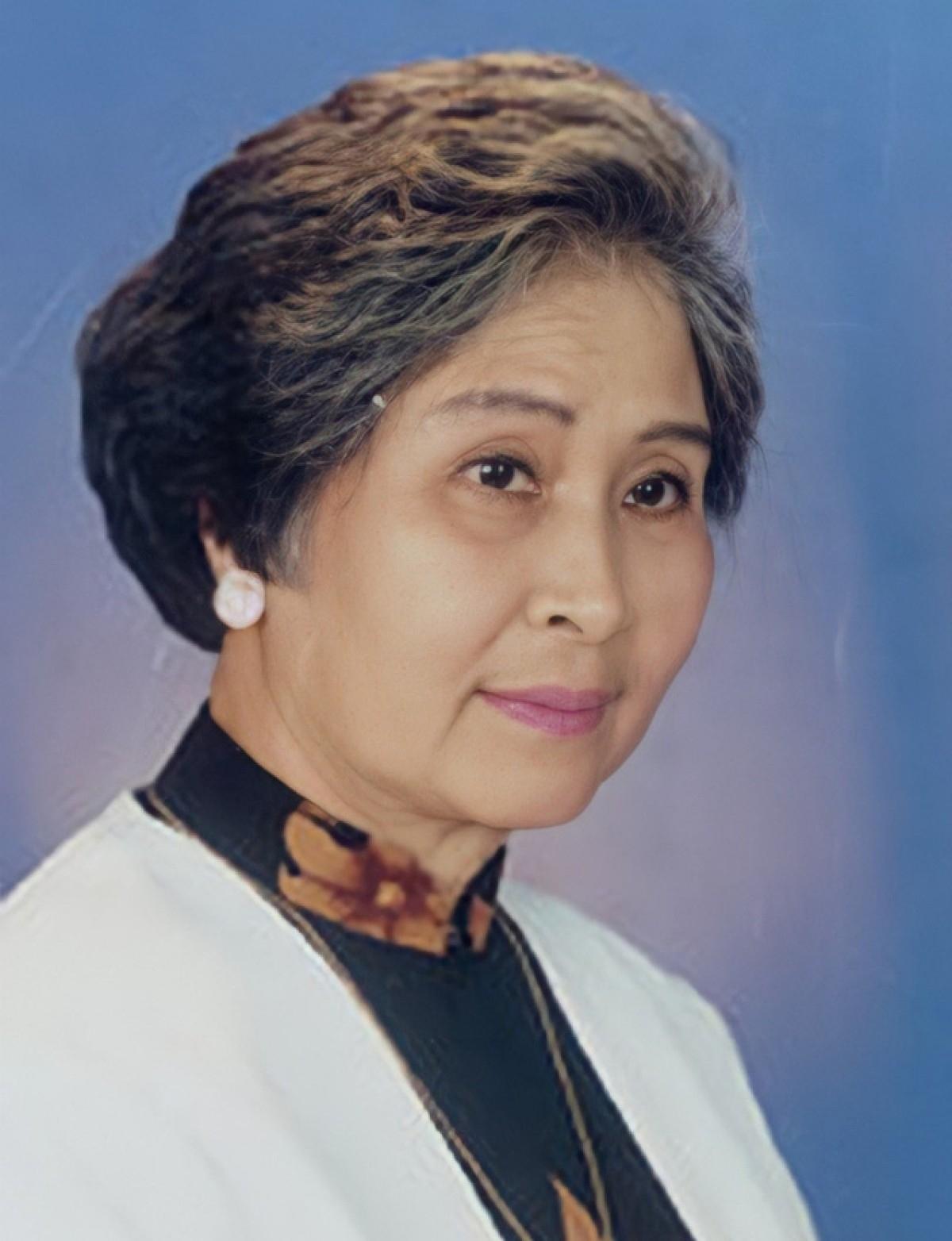 NSND Trần Thị Tuyết.
