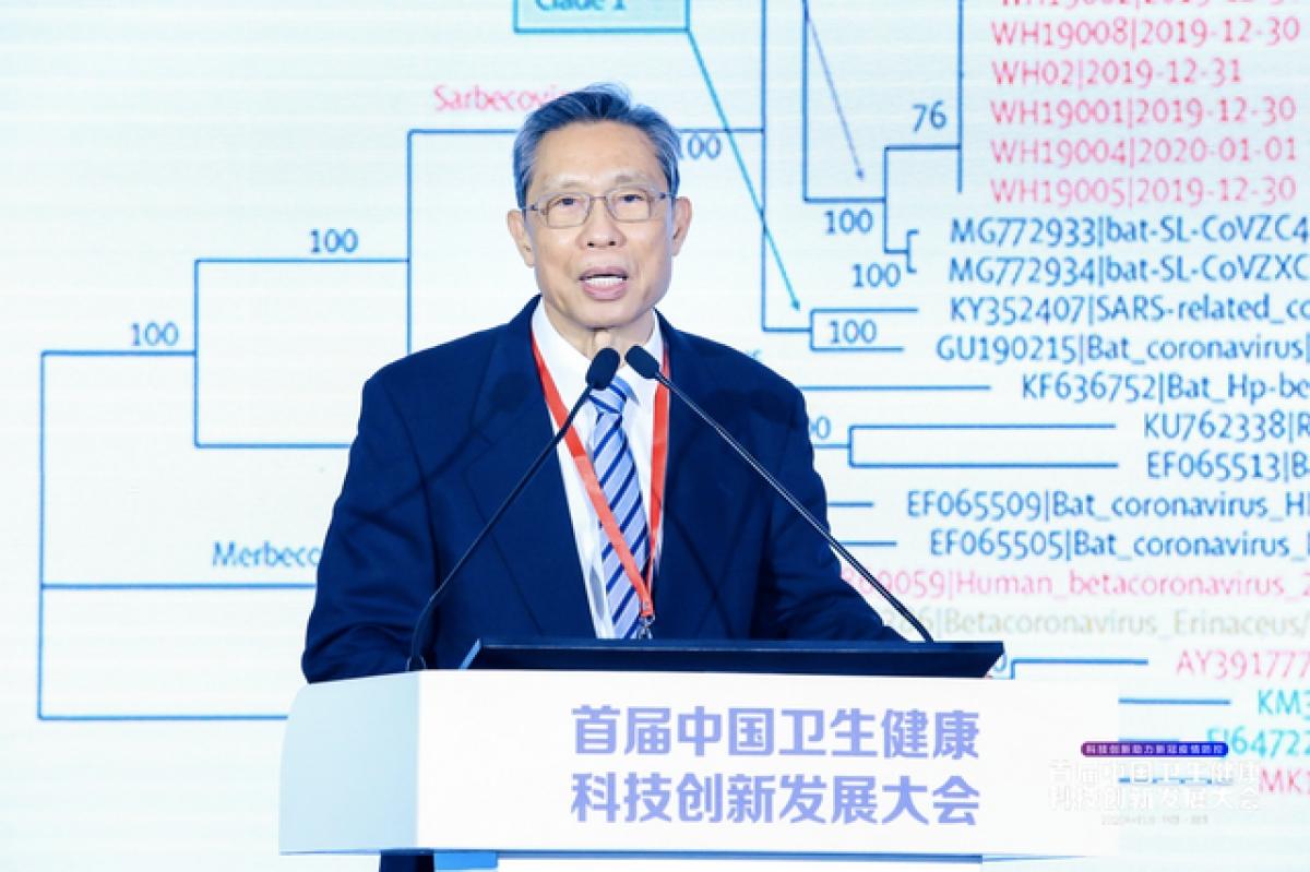 Ông Chung Nam Sơn phát biểu tại hội nghị. Ảnh: Red Star News.
