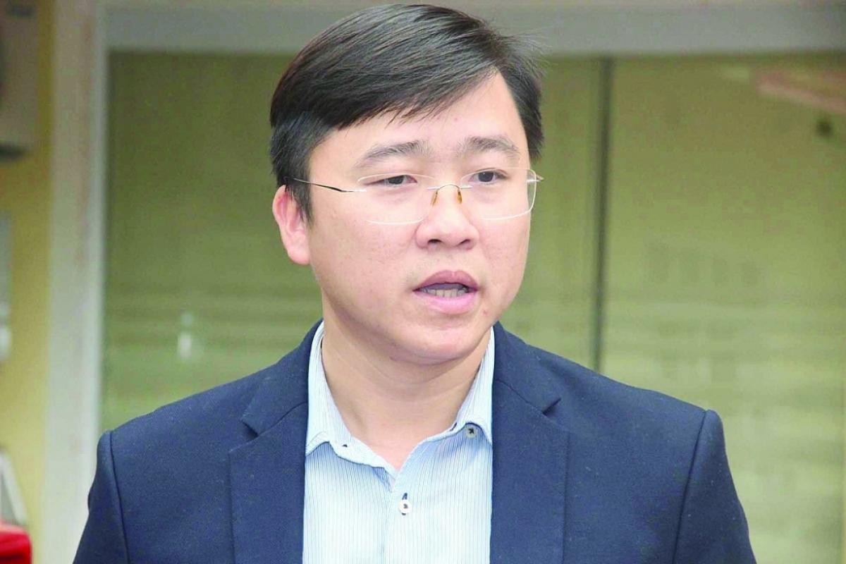 Ông Nguyễn Đức Huy, Phó Chánh văn phòng, Tổng cục Thuế