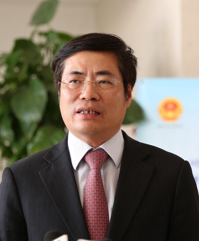 Ông Trương Hùng Long, Cục trưởng Cục Quản lý nợ và Tài chính đối ngoại, Bộ Tài chính