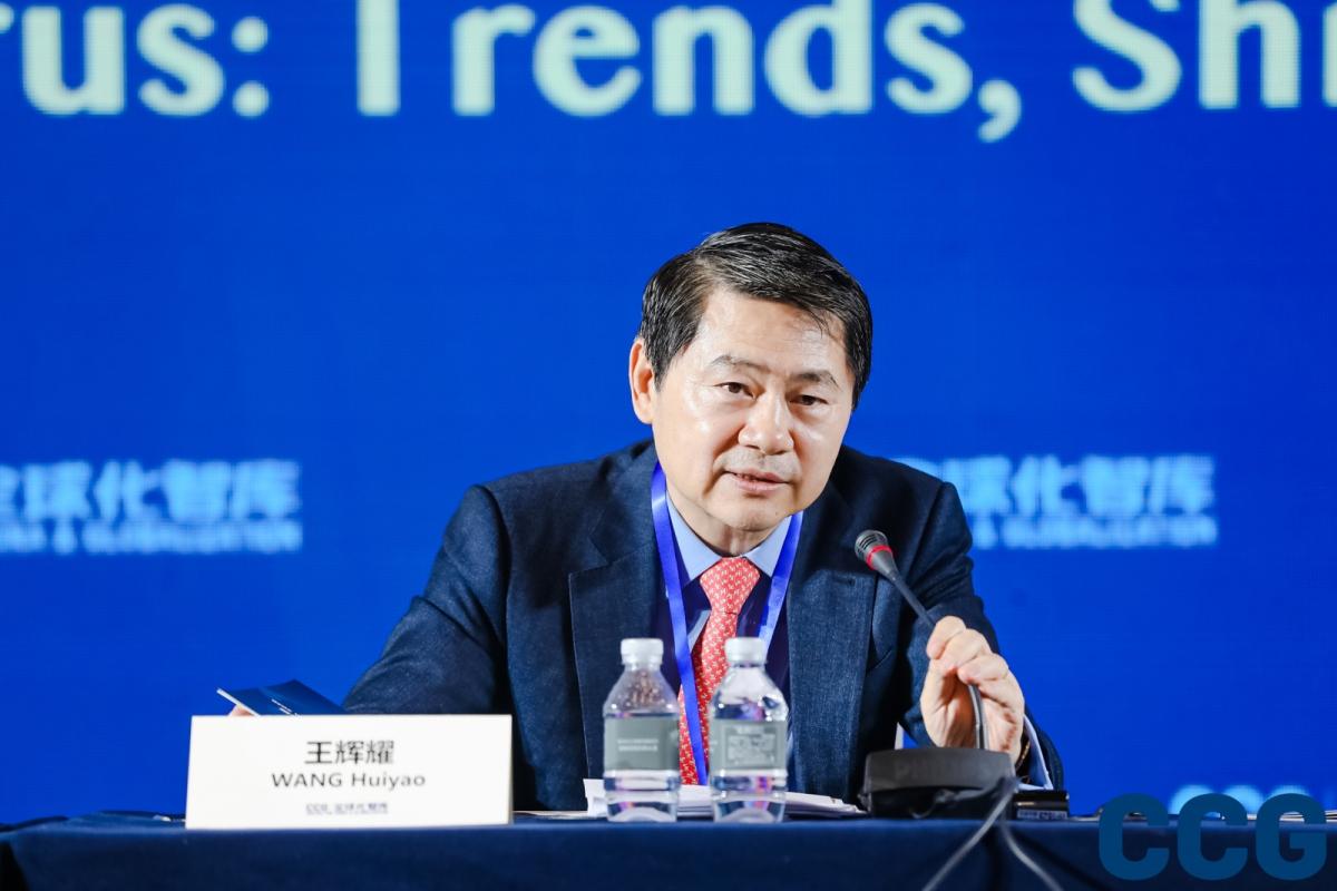 Ông Vương Huy Diệu, Giám đốc CCG. Ảnh: mạng Người quan sát.