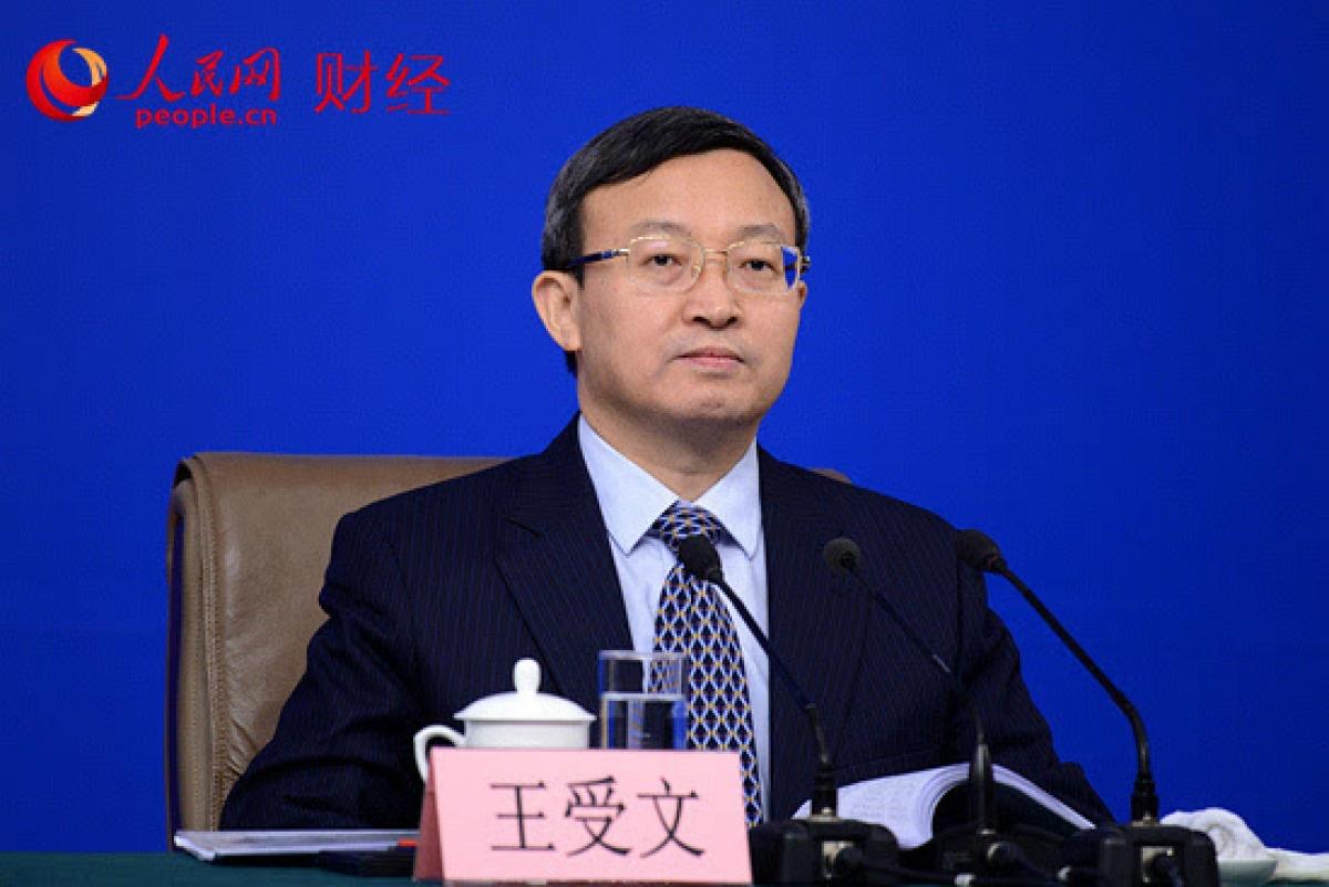 Ông Vương Thụ Văn, Thứ trưởng Bộ Thương mại Trung Quốc. Ảnh: Mạng Nhân dân.