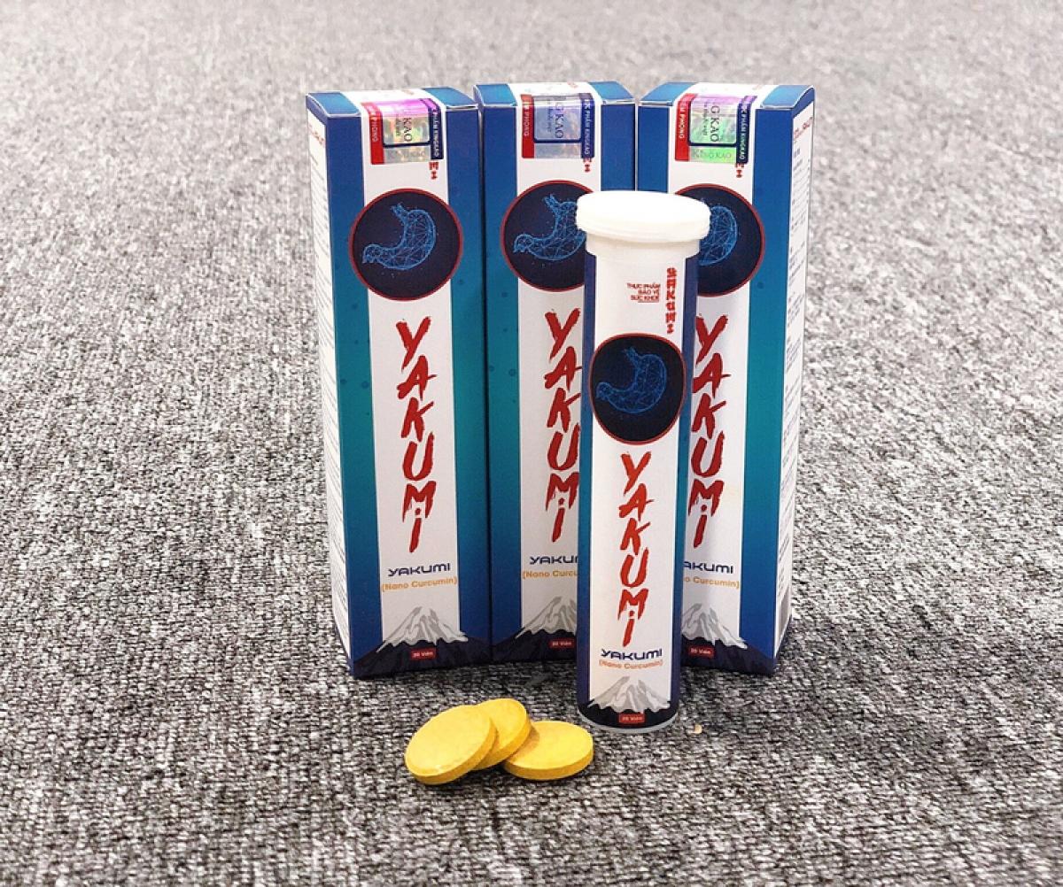 Cho đến gần đây, dạ dày Yakumi đang là sản phẩm được đông đảo người tiêu dùng tin tưởng và lựa chọn.