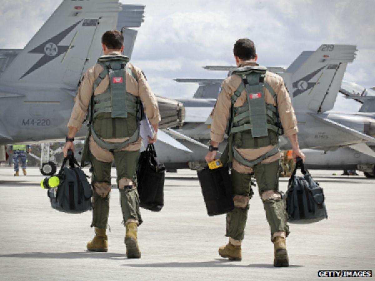 Binh lính Australia. (Ảnh minh họa. Nguồn: Getty Images)
