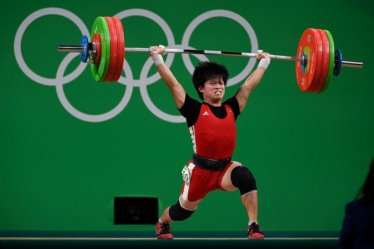 Trần Lê Quốc Toàn giành HCĐ Olympic 2012 (Ảnh: Getty).