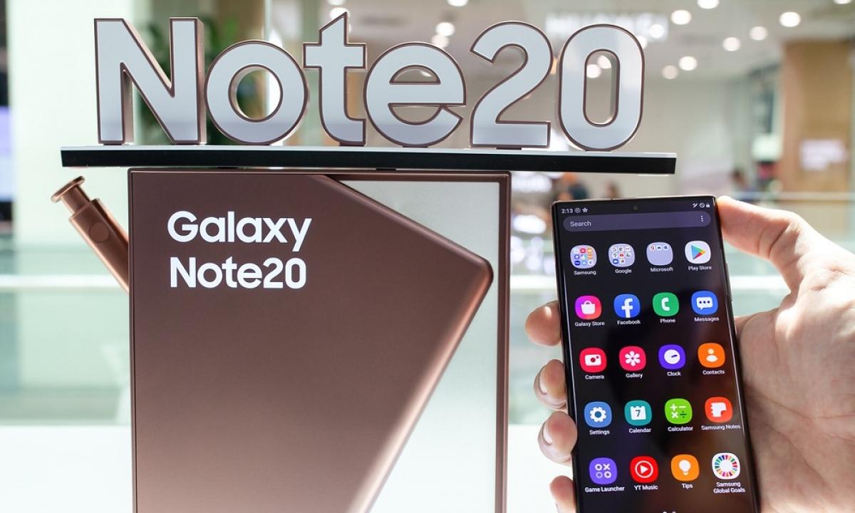 Galaxy Note20 Ultra có giá cao hơn 300 USD so với iPhone 12 Pro nhưng hiệu suất kém hơn.