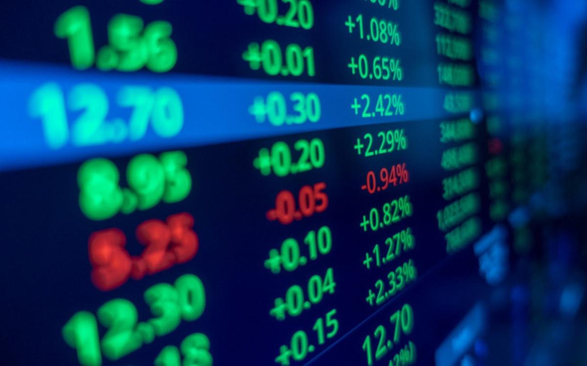 Thị trường chứng khoán Mỹ tăng điểm cao kỷ lục trước các thông tin tích cực. (Ảnh minh họa: KT)