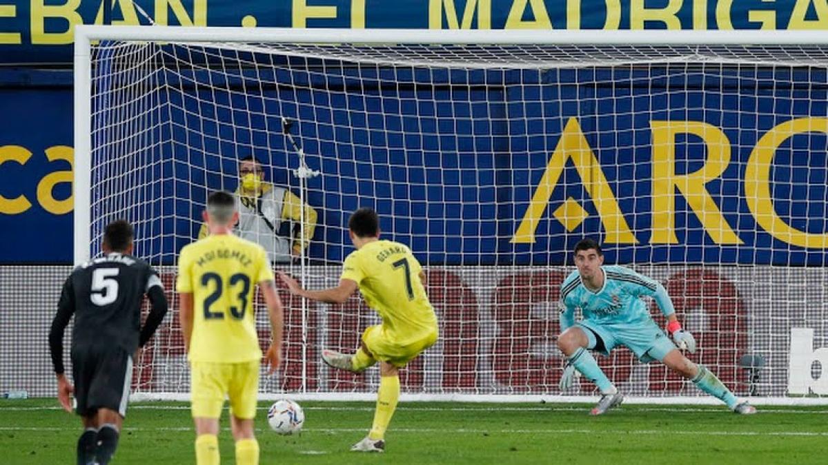 Villarreal cầm hòa Real Madrid (Ảnh: Reuters).