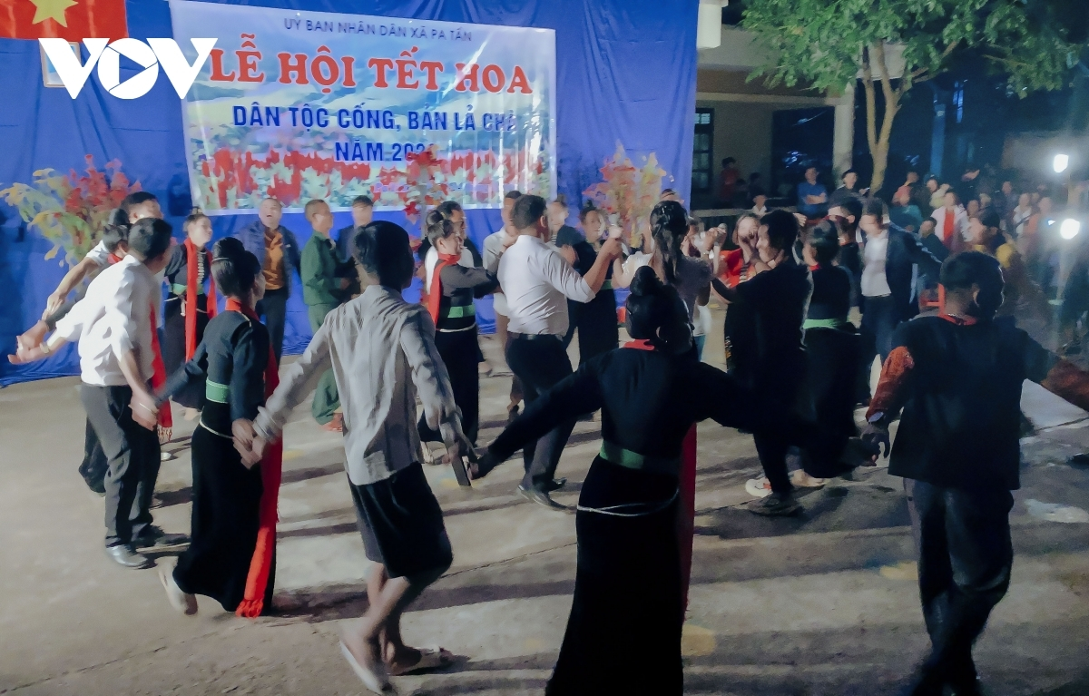 The festival in Dien Bien province was recognised as part of national intangible cultural heritage in February 2019, by the Ministry of Culture, Sports and Tourism.