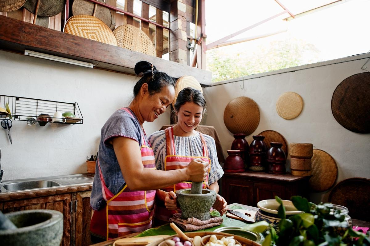 Các nền tảng công nghệ về lưu trú chia sẻ cho phép du khách đặt nhiều dịch vụ, trải nghiệm độc đáo. Nguồn: Airbnb