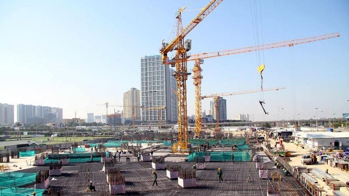 Thái Nguyên đẩy nhanh tiến độ xây dựng hạ tầng. (Ảnh minh họa: KT)