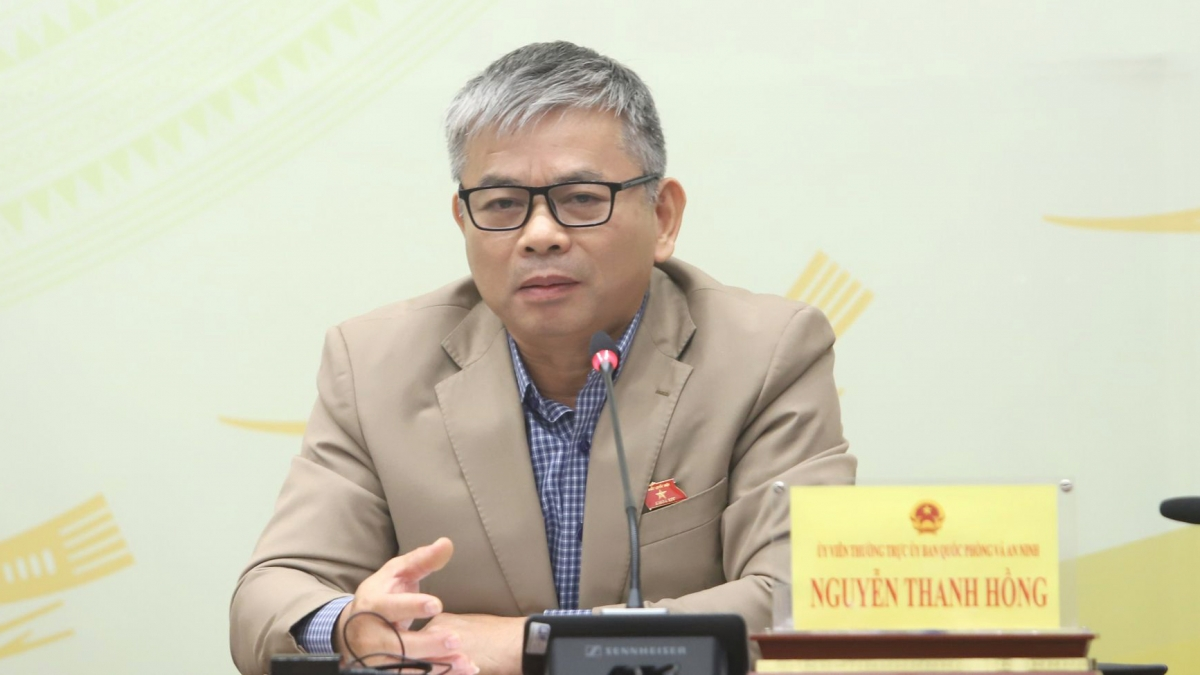 Ông Nguyễn Thanh Hồng