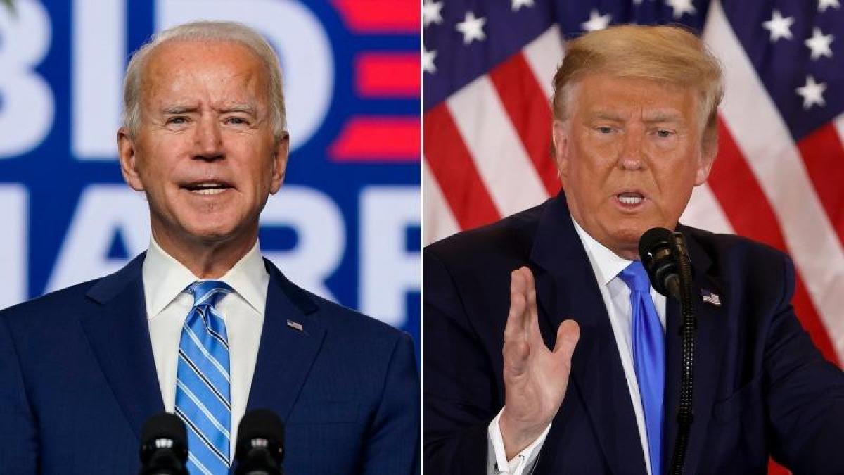 Gió đổi chiều-ông Biden vượt lên dẫn trước tại Georgia và Pennsylvania (Ảnh: Getty)