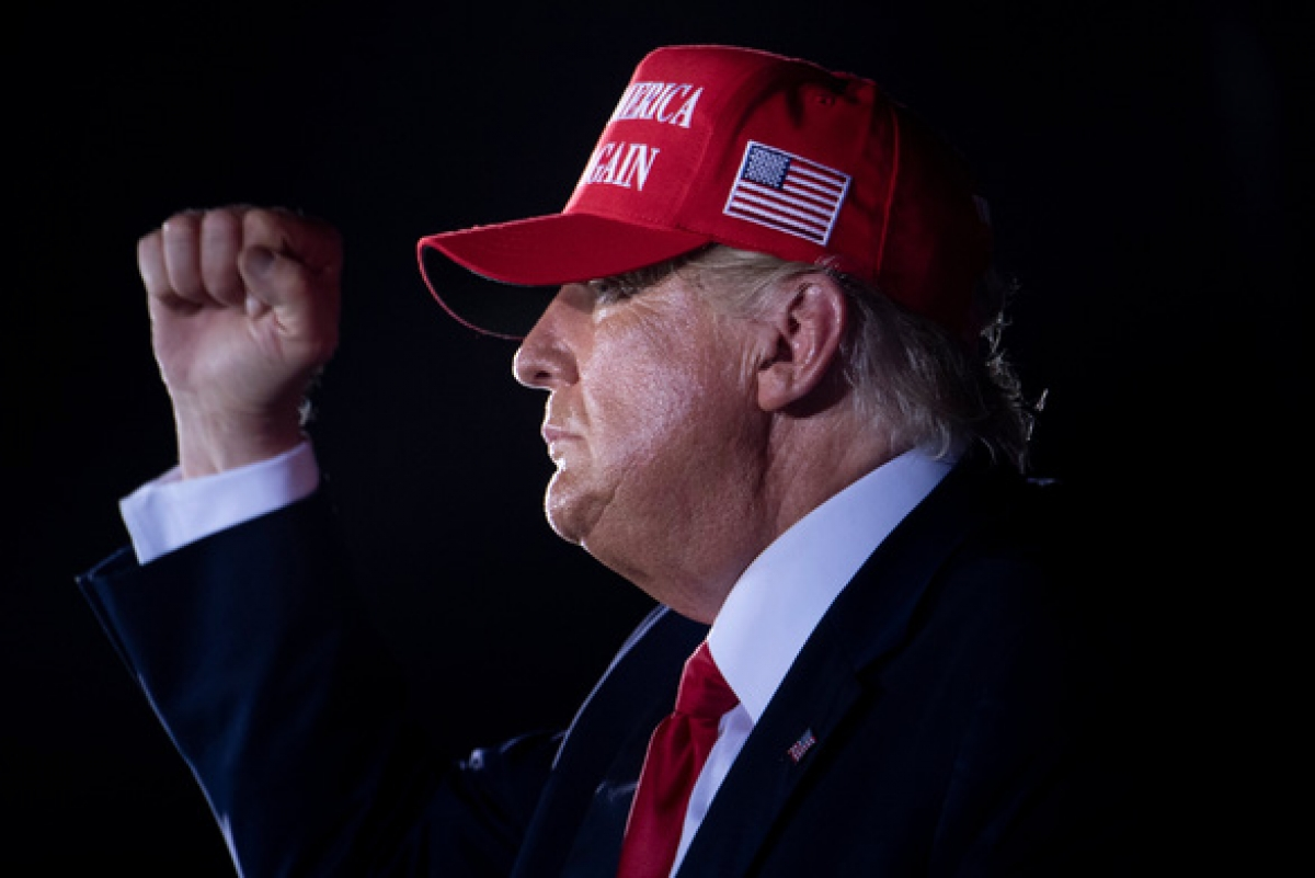 Chủ nghĩa Trump (Trumpism), như một số nhà phân tích đã gọi, sẽ tiếp tục tồn tại thêm một thời gian nữa trong Đảng Cộng hòa. Ảnh: AFP.