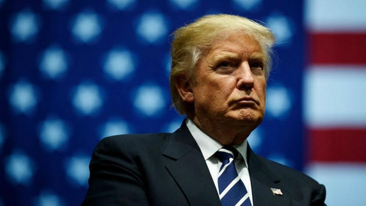Tổng thống Mỹ Donald Trump (Ảnh: Reuters).