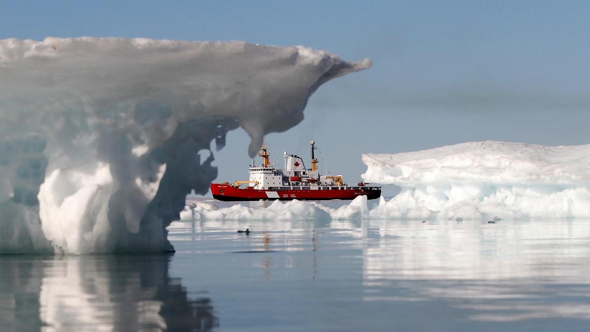 Canada mở rộng điều tra vụ công ty Trung Quốc mua mỏ vàng ở Bắc Cực. Ảnh: Nikkei Asia