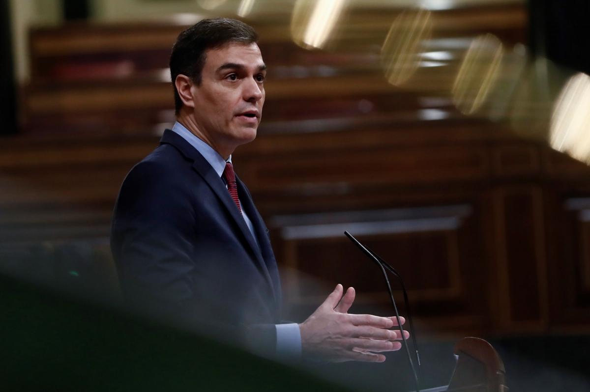Thủ tướng Tây Ban Nha Pedro Sanchez. Ảnh: CNN.