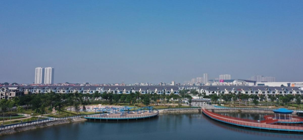 Không gian sống lý tưởng tại Khu đô thị Dương Nội