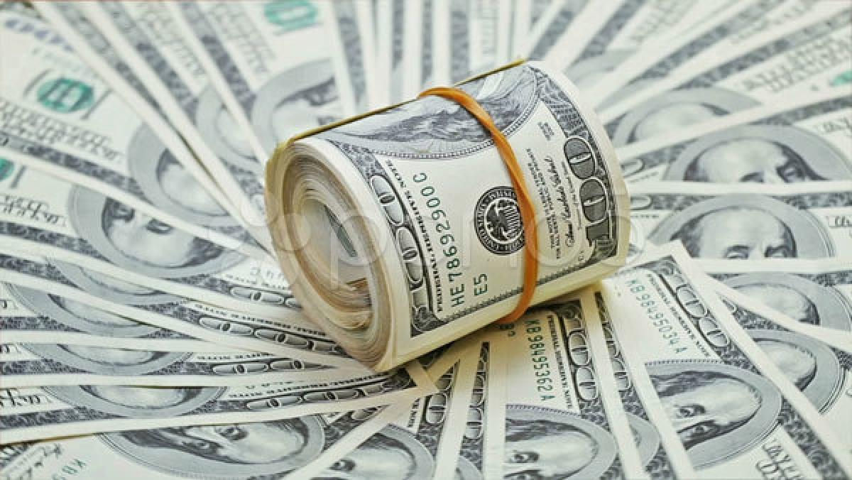 Giá USD trồi - sụt liên tục trong bối cảnh đại dịch diễn biến khó lường. (Ảnh minh họa: KT)