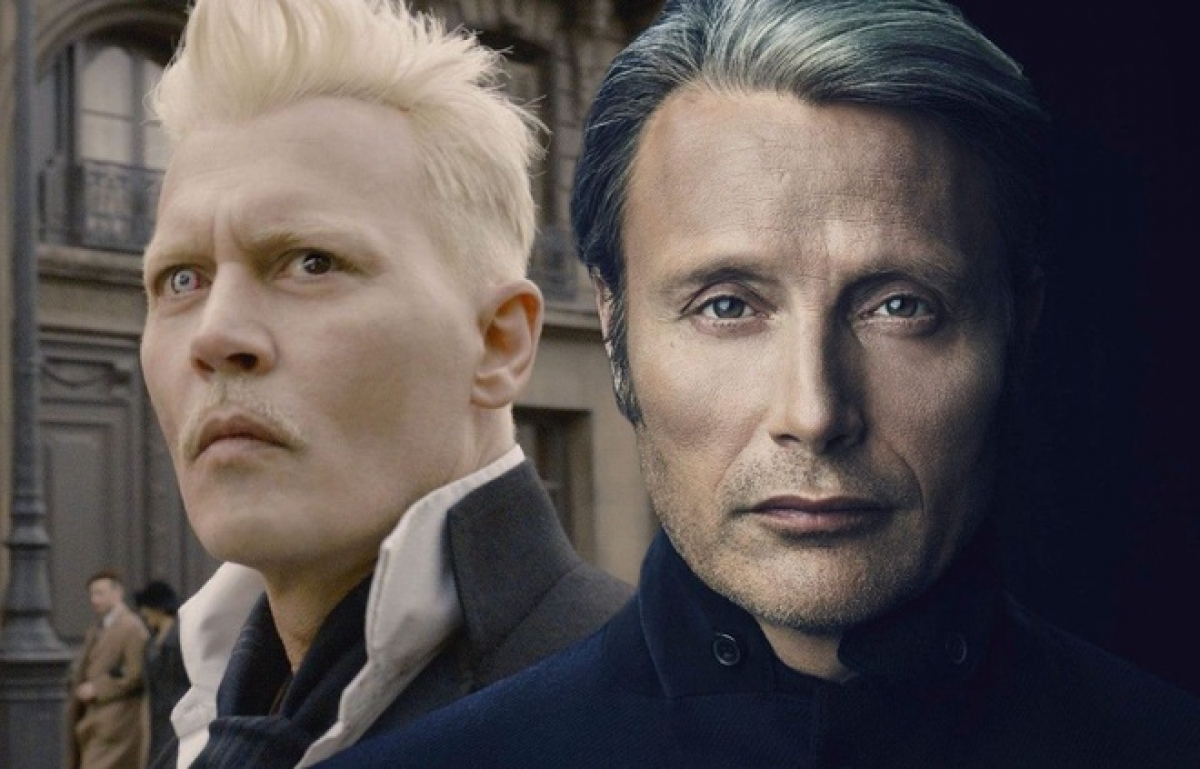 MadsMikkelsen là người thay thế Johnny Depp đảm nhận vai diễnGrindelwald.