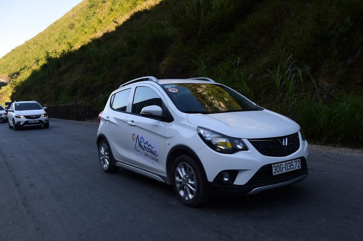 3 mẫu xe VinFast tiếp tục bán chạy số 1 phân khúc trong tháng 10 | VOV.VN