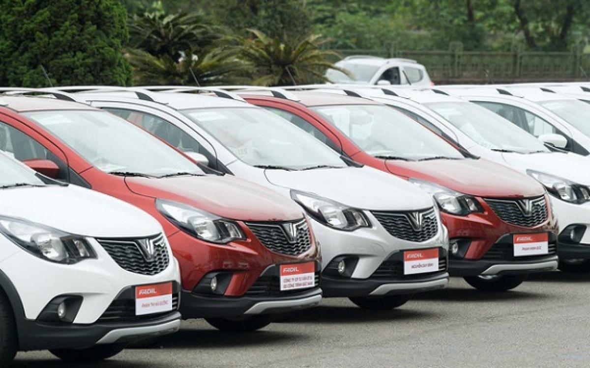Nhờ việc giảm giá và ưu đãi nhiều, doanh số của Fadil những tháng gần đây nhiều lần lọt Top 10 xe bán chạy nhất tháng.
