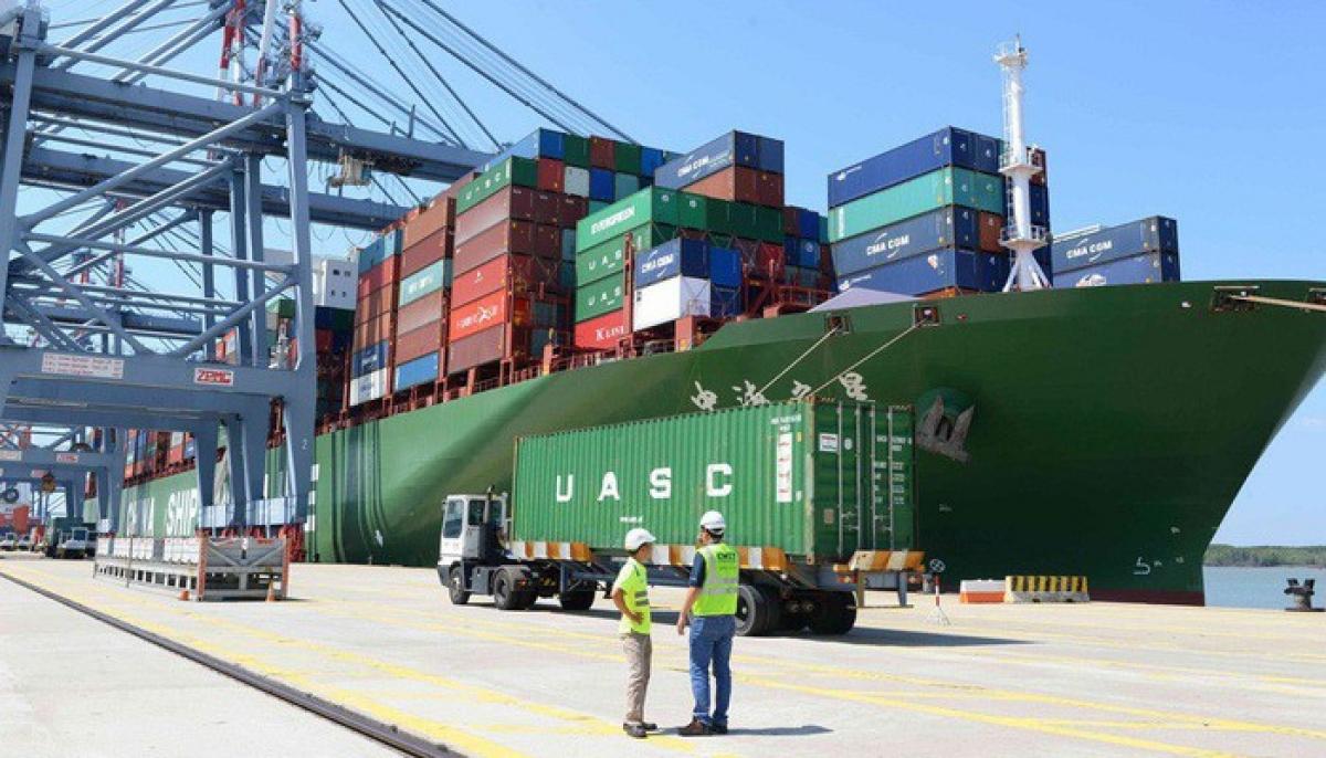 10 tháng qua, kim ngạch xuất khẩu hàng hóa của thành phố đạt hơn 36,7 tỷUSD, tăng 5,5% so với cùng kỳ 2019. (Ảnh minh họa: KT)