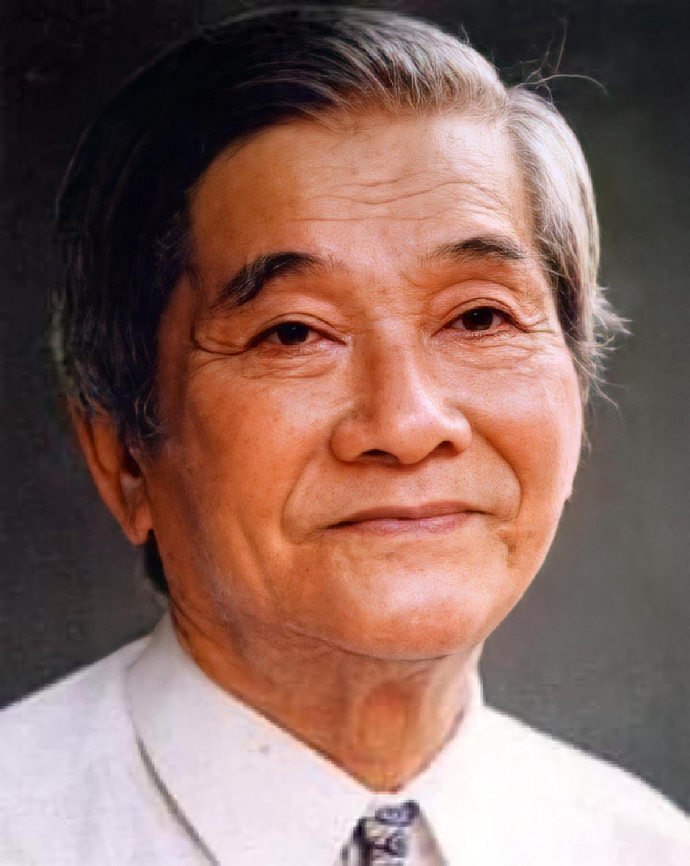 Nhà thơ Nguyễn Xuân Sanh qua đời sau khi tròn 100 tuổi. Ảnh: Hội Nhà văn Việt Nam.
