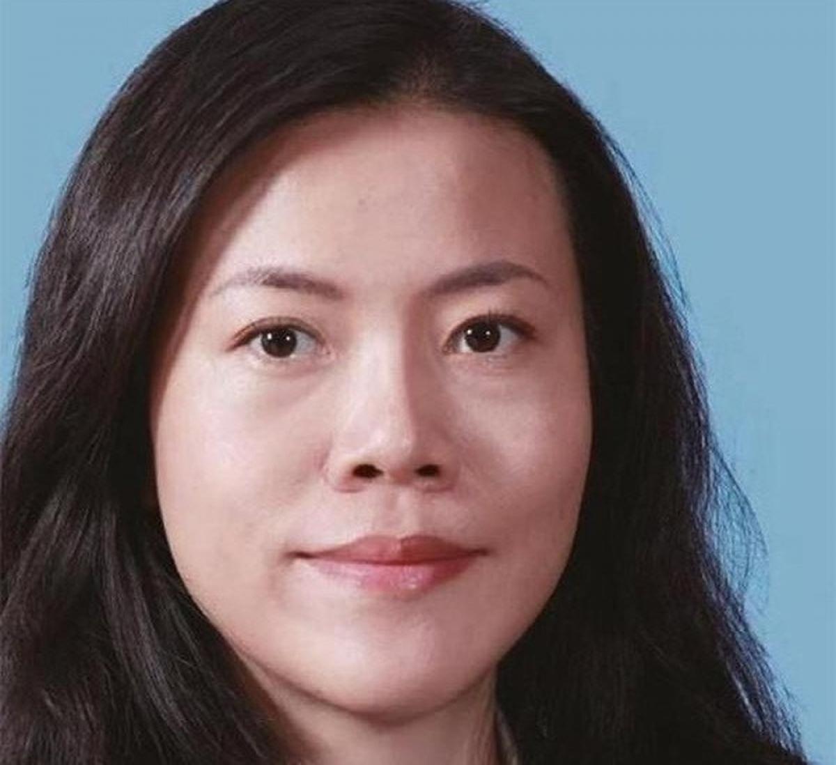 Bà Yang Huiyan du học tại Mỹ.