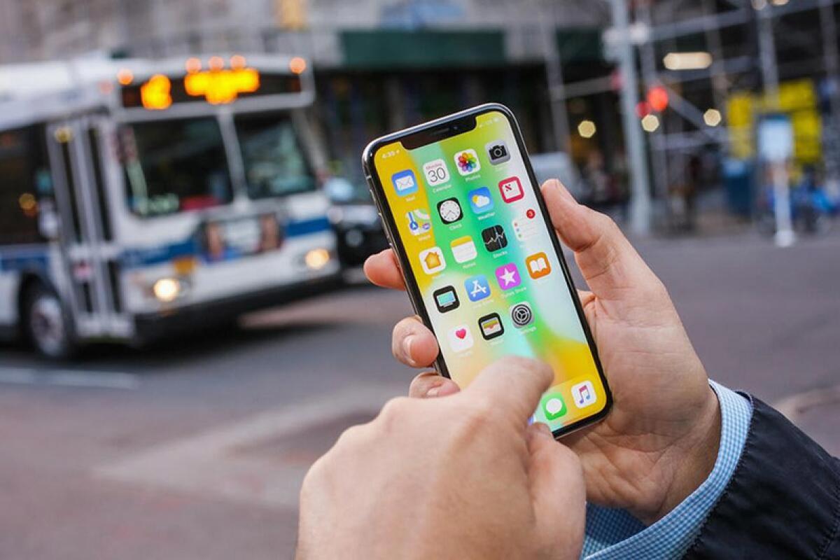 Những chiếc iPhone chỉ có khả năng chống nước trong những điều kiện nhất định