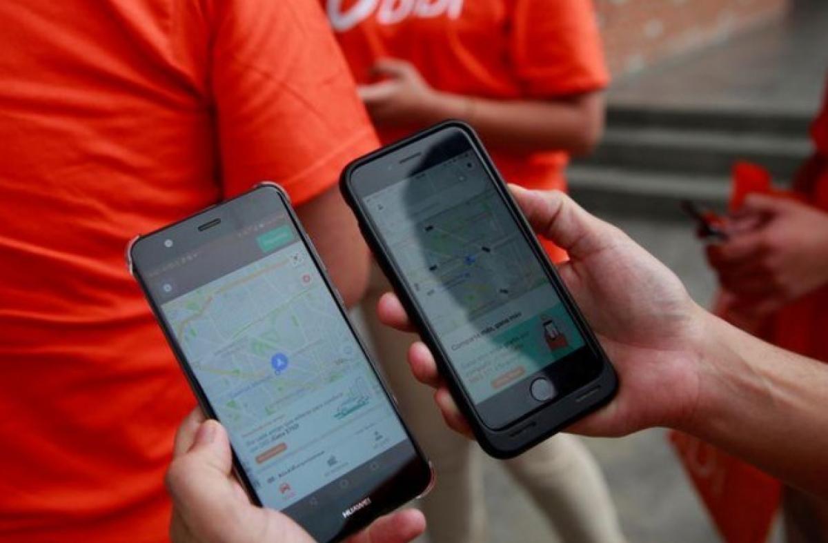 Trung Quốc muốn siết chặt quyền thu thập dữ liệu cá nhân của các ứng dụng di động - Ảnh: Reuters