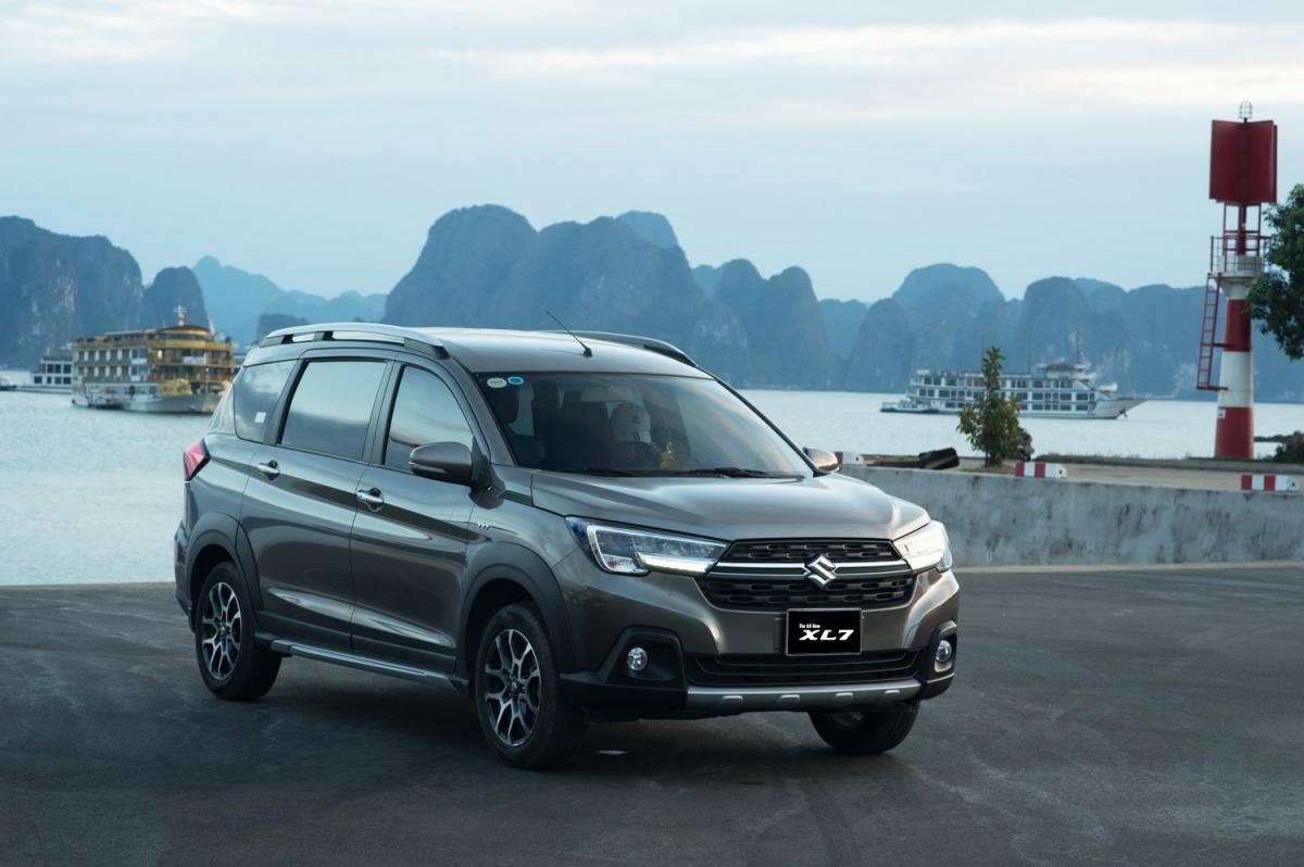 Suzuki XL7 đang là mẫu xe bán chạy nhất của Suzuki tại Việt Nam