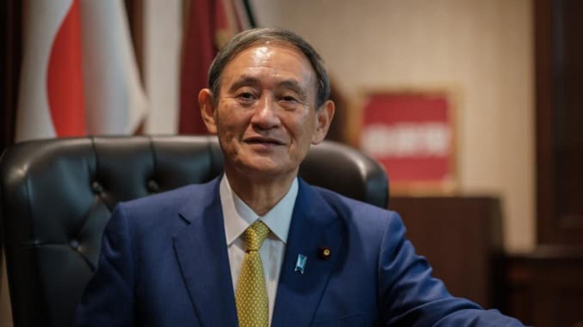 Tân Thủ tướng Suga Yoshihide. Ảnh: CNBC.