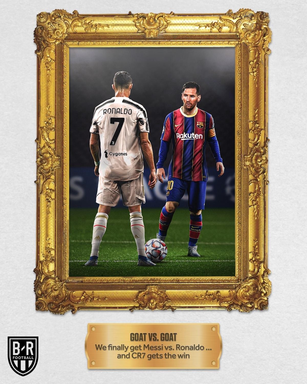 Tháng 12: Cristiano Ronaldo tái ngộ Lionel Messi ở Champions League, đây có thể là cuộc đối đầu cuối cùng giữa hai siêu sao bóng đá hàng đầu thế giới.