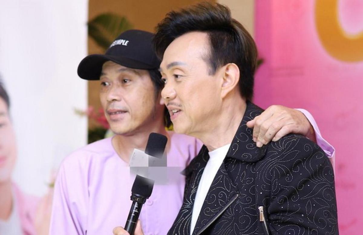 Nghệ sĩ Hoài Linh là người sẽ lo liệu tang lễ cho cố nghệ sĩ Chí Tài.