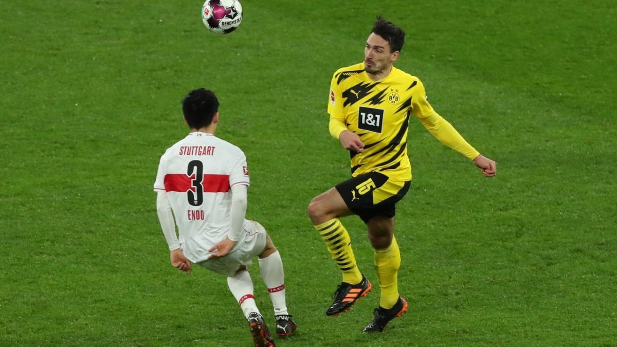 Được chơi trên sân nhà, Dortmund đặt mục tiêu có chiến thắng trước Stuttgart để chấm dứt mạch trận không quá ấn tượng thời gian gần đây dù rằng họ tiếp tục vắng chủ công Haaland vì chấn thương.